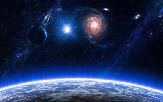 космос, планеты, поверхность, галактики, картинка, cosmos, звезды, кнопкой, космосе, planeten,