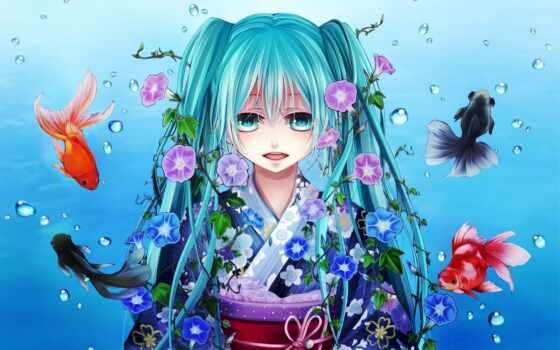девушка, anime, devushki