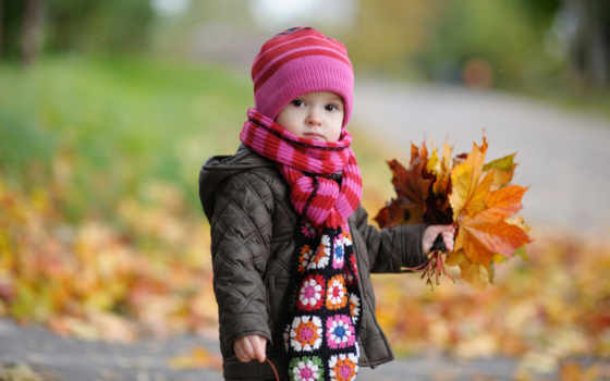 children, аву, осень