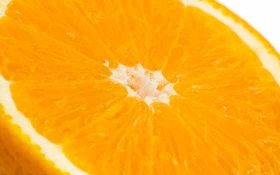 оранжевый, цитрус, еда