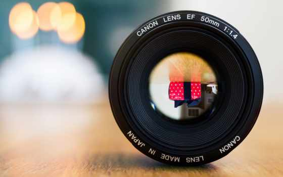 объектив, объектив камеры