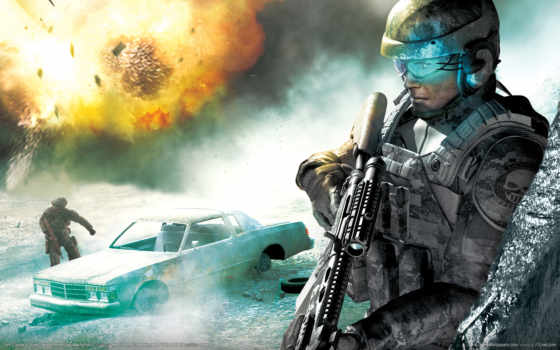 ghost, recon