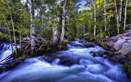 river, поток