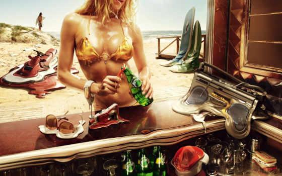 perrier, лето, жара, выпивка, жаркое, девушка, пляж, вода, hot, bilder, jackin, marusya, марки, les, und, поддержке, restaurant, desktop, ogilvy, картинка,