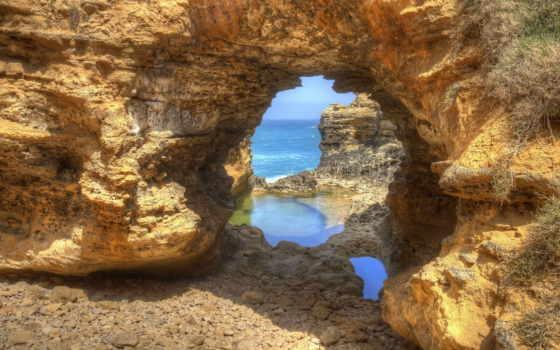 взгляд, rock, море, mobile, ocean,
