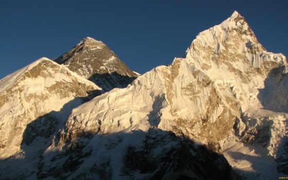 everest, free, peak, mount, гора, fonwall, другие, качественные, собранный