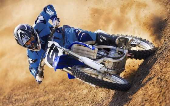 обои, мотоциклы, мотокросс, фото, мотоцикл, спорт,