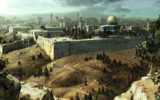 иерусалим, мечеть