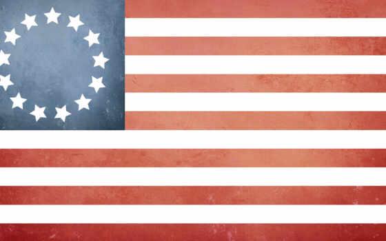флаг, американский, colonies
