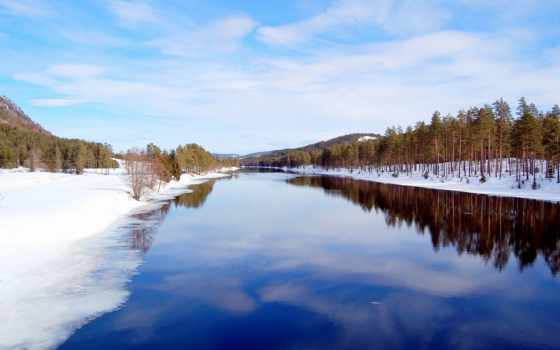 природа, desktop, река, amazing, norman,