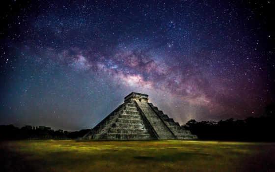 мексиканский, небо, myself