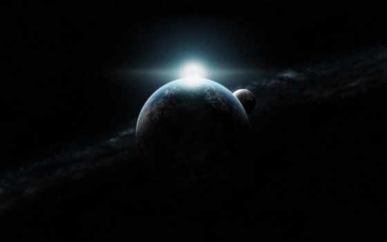 space, планета Фон № 24714 разрешение 1920x1200
