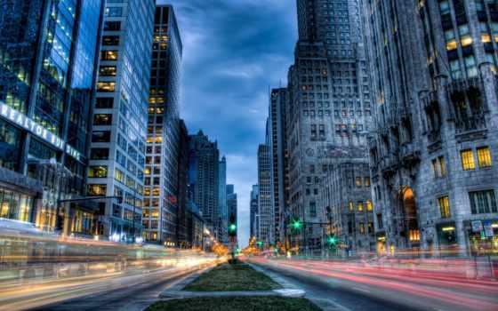 город, metropolis, дорога, огни, aeyaey, ночь, world, desktop,