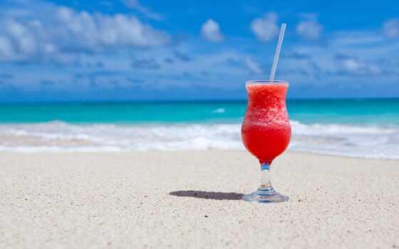пляж, коктейль, напиток, turkey, different, площадь, batch, фото, отдых