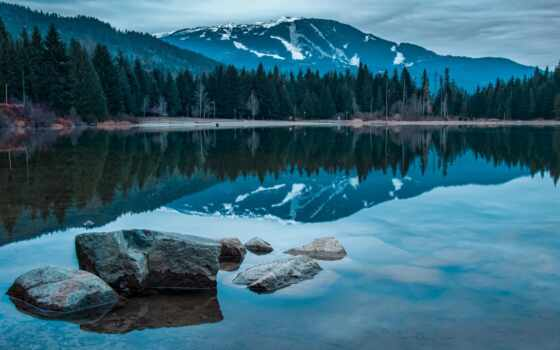 park, national, канада, denalus, preserve, закат, гора, озеро, twitch, сша