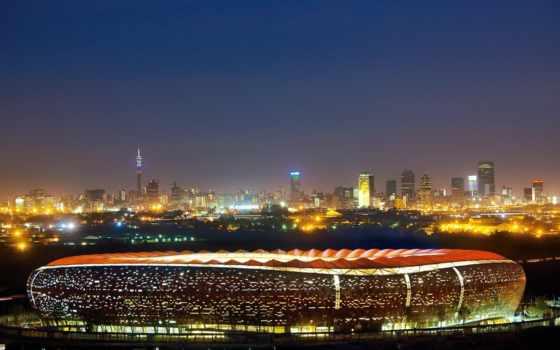 johannesburg, город, африка