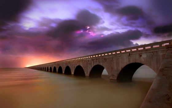 lightning, мост, виадук, бесконечность,