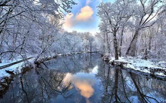 winter, анимация, анимации, телефон, снег, природа, широкоформатные, река, pinterest,