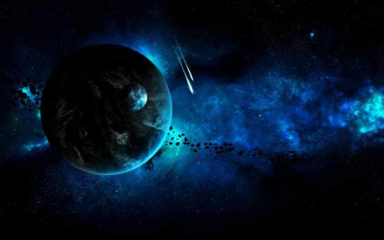 cosmos, планеты, картинка Фон № 103513 разрешение 1920x1080