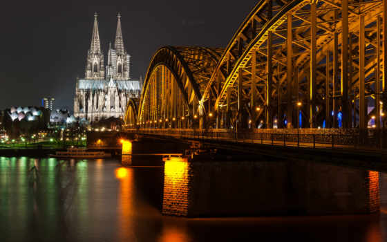 hohenzollernbrü, земли, hour, german, мар, bilder, города, cathedral, новости, zoom,