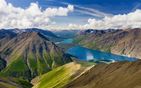горы, красивые, скачайте