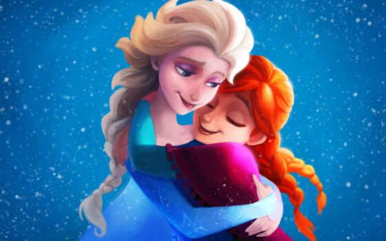 сердце, холодное, anne, эльза, frozen, elsa, анна, мультфильма,