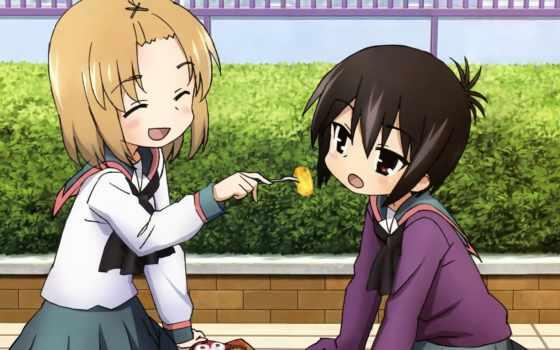 канал, tooru, run, anime, ichii, yuuko, momoki, nagi,