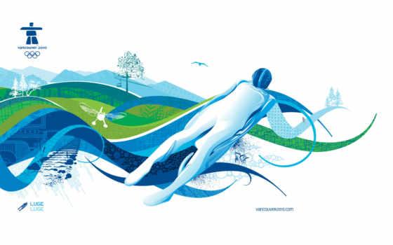 олимпийские, игры, зимние Фон № 37635 разрешение 1920x1200