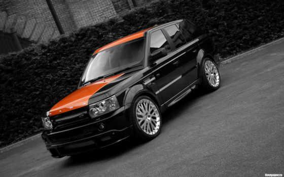 rover, range, спорт Фон № 65235 разрешение 1920x1200