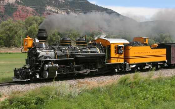 паровозы, фотообои, старинные, youtube, различных, количество, паровозов, локомотив, девушка, стену, лист,