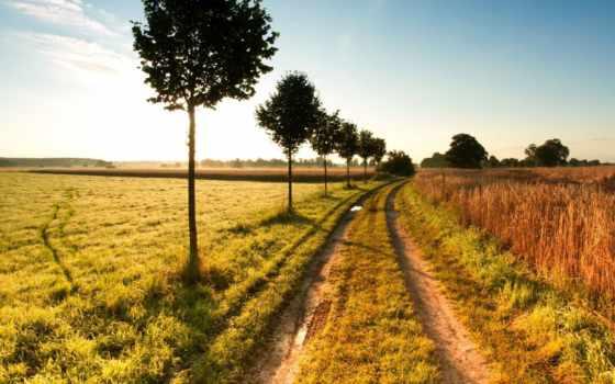 природа, супер, путь, ферма, pics, images, landscape,