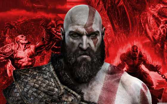 god, war, kratos, gameplay,