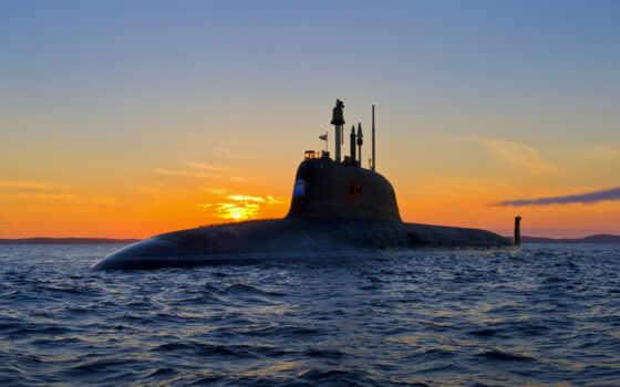 underwater, лодка, atomic, северодвинск,