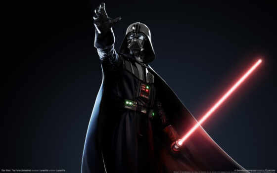 wars, star, darth, force, unleashed, vader, desktop, art, download, games, link, digital, click, you,