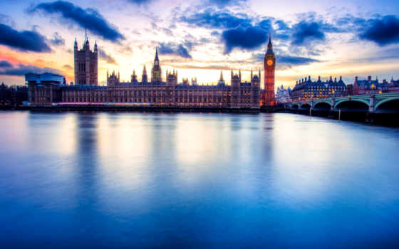 небо, london, westminster, страница,