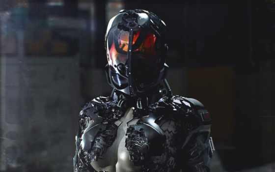 девушка, cyborg, пожалуйста, взгляд, art, fantasy, характер, dark, проект, солнечный
