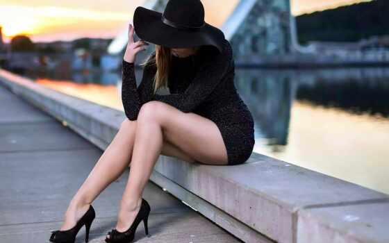 город, девушка, шляпа, мост, обустройство, мужчина, proverb, narrow, день, universe