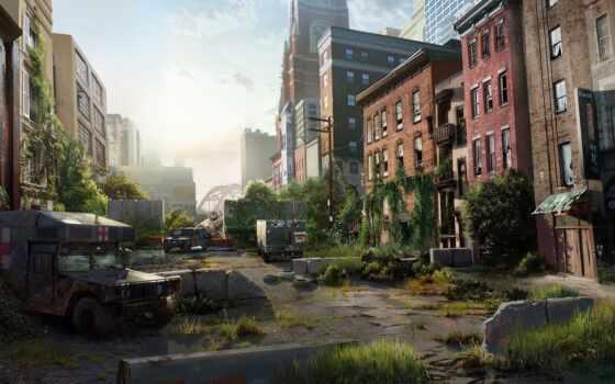 late, game, landscape