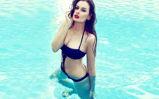 evelyn, sharma, hot