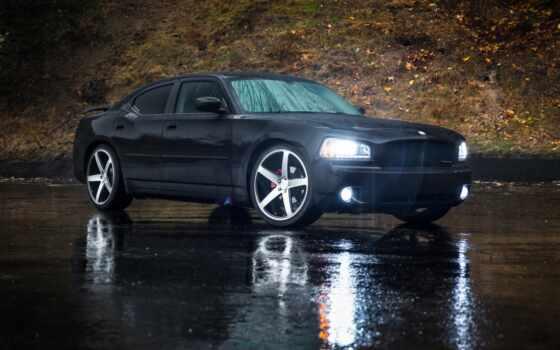 car, charger, dodge, muscle, автомобил, аренда, black, fah, супер, чёрный, авто