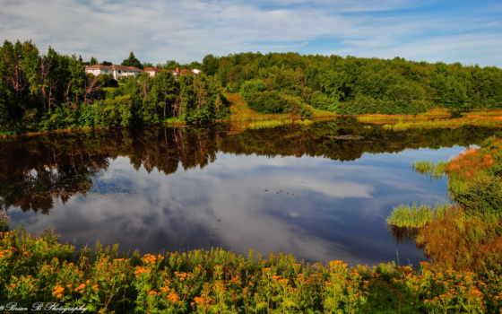 канада, природа, moncton
