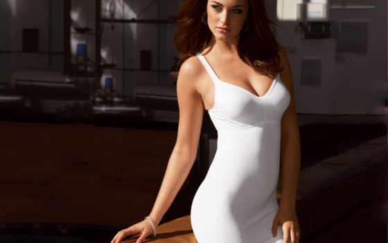 девушка, devushki, платье, платьях, обтягивающих, белом, платья, обтягивающем, девушек,