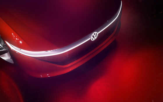 volkswagen, vizzion, share, будущее, concept, electric,