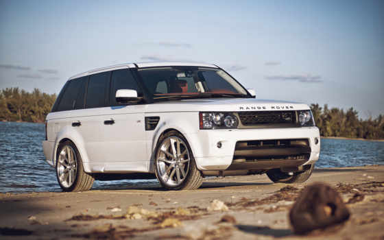 rover, range, спорт