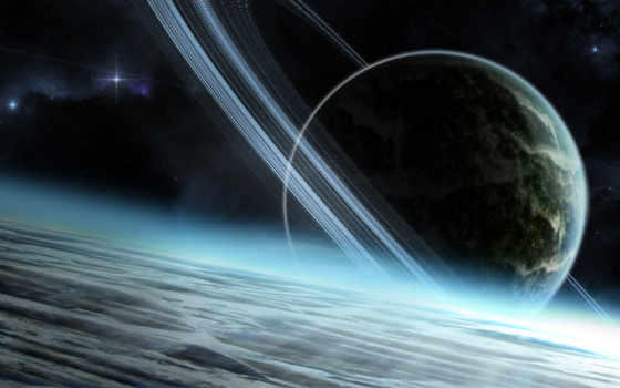 космос, дизайне, art