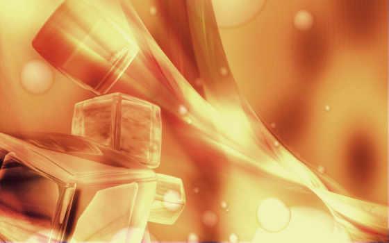 разных, разрешениях, огонь, льда, кубики, cubes, заставки,