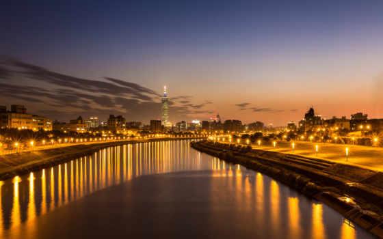 город, china, taiwan, кнр, тайбэй, города,
