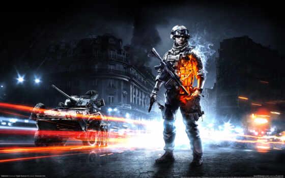 battlefield, солдат, техника
