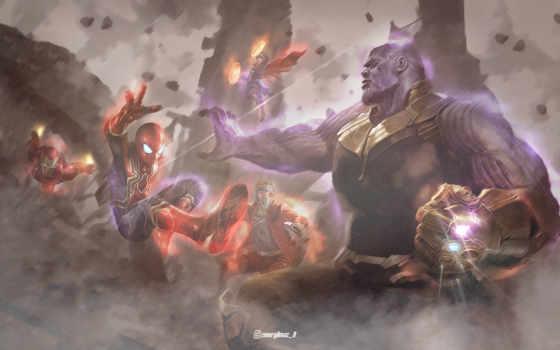 бесконечность, thanos, avengers, war, бой, мужчина,