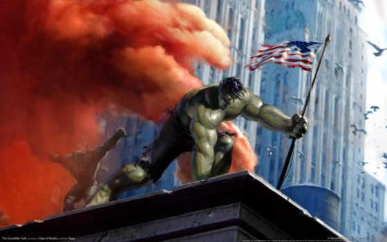 hulk, incredible